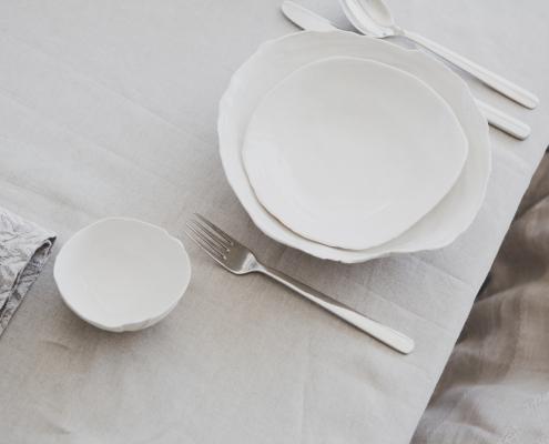handgemachte Porzellanschalen-von textpoterie-Hochzeitsgeschenk