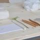 mit Händen gerne gestalten-Workshop mit Paperclay-im Studio textpoterie